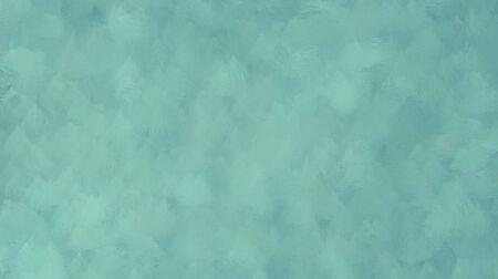 smooth abstract cloudy painted background texture. medium aqua marine, ash gray and pastel blue colored. use it e.g. as wallpaper, graphic element or texture. Banco de Imagens