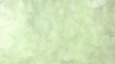 elegant cloudy painting texture. tea green, beige and ash gray colored illustration. use it e.g. as wallpaper, graphic element or texture. Banco de Imagens - 129563942