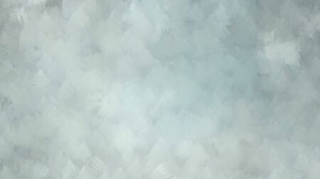 ash gray, light gray and light slate gray colors illustration. abstract cloudy texture background with space for text or image. use painted graphic it as wallpaper, graphic element or texture. Zdjęcie Seryjne - 130052600