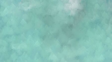 simple cloudy texture background. medium aqua marine, light gray and pastel blue colored. use it e.g. as wallpaper, graphic element or texture. Banco de Imagens