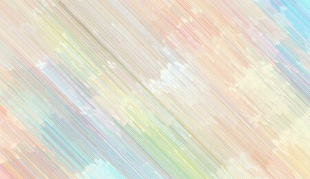 background illustration with light gray, pastel blue and tan colored diagonal lines. can be used for postcard, poster, texture or wallpaper.
