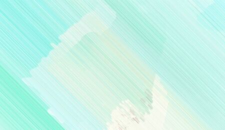 abstract colorful background with pale turquoise, aqua marine and honeydew colors. can be used for postcard, poster, texture or wallpaper.