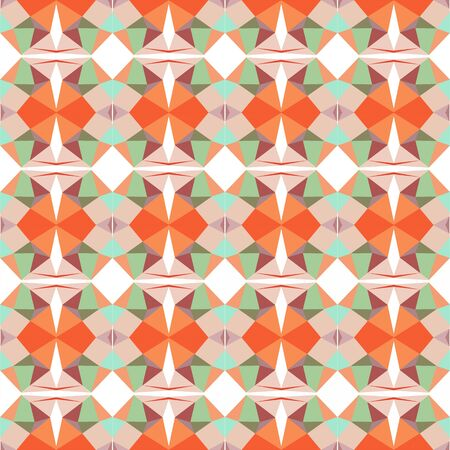 seamless pattern background with tomato, baby pink and ash gray colors. Stock fotó
