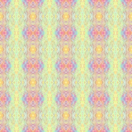 colorful seamless pattern with pale golden rod, pale violet red and tan colors. can be used for wallpaper, creative art or fashion design.