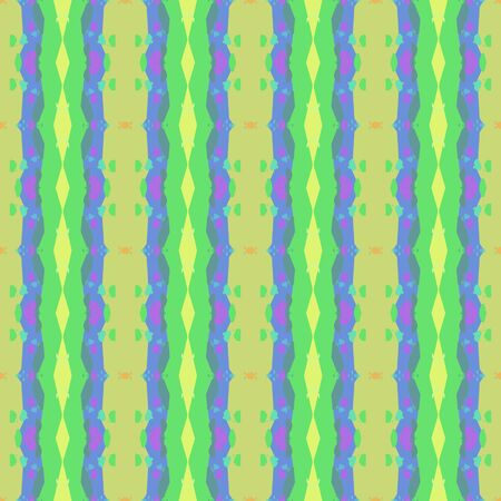 seamless pattern with pastel green, corn flower blue and khaki colors. repeatable texture for wallpaper, creative or fashion design.