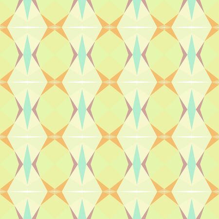 seamless pattern design with pale golden rod, light golden rod yellow and sandy brown colors.