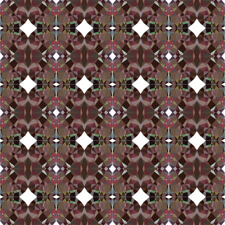 seamless repeating pattern background with old mauve, silver and very dark pink colors.