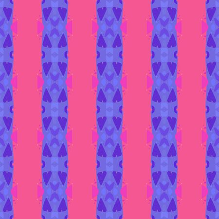 colorful seamless pattern with pale violet red, slate blue and medium orchid colors. endless texture for wallpaper, creative or fashion design.