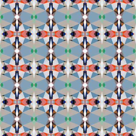seamless pattern design with dark gray, ash gray and very dark blue colors. Foto de archivo - 129710964