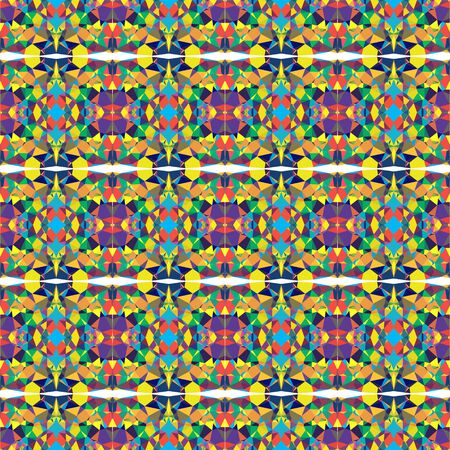 seamless repeatable pattern wallpaper with teal, old lavender and dark cyan colors. 写真素材