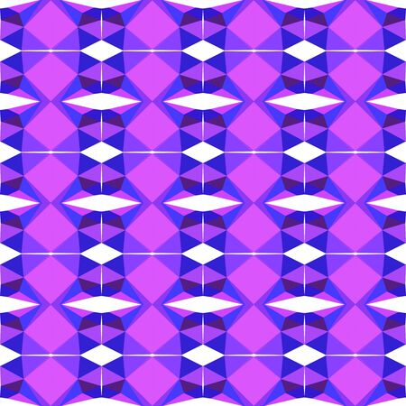 seamless repeating pattern simple with blue violet, orchid and royal blue colors.