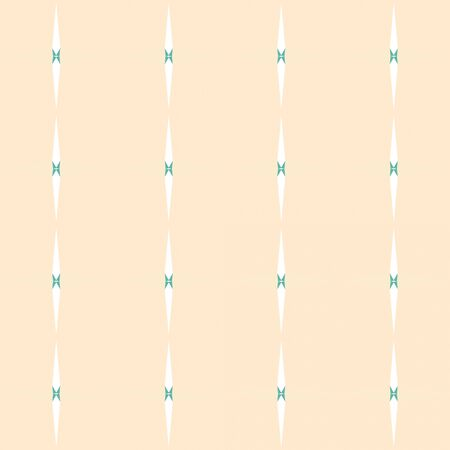 seamless repeatable pattern background with blanched almond, medium aqua marine and snow colors. Foto de archivo - 129710894