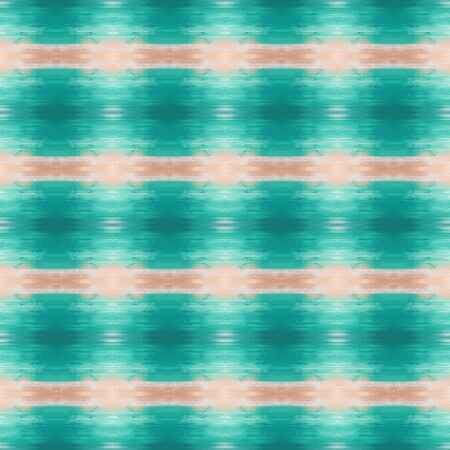 seamless pattern element with light sea green, pastel gray and sky blue colors. endless texture for wallpaper, creative or fashion design. Stock Photo