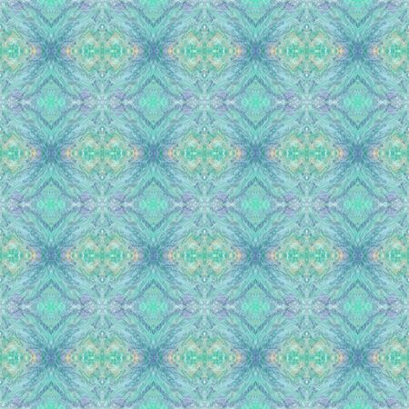 seamless pattern design with pastel blue, medium aqua marine and cadet blue colors. can be used for wallpaper, creative art or fashion design.