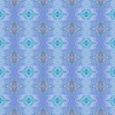 seamless pattern design with sky blue, steel blue and light slate gray colors. can be used for wallpaper, creative art or fashion design.