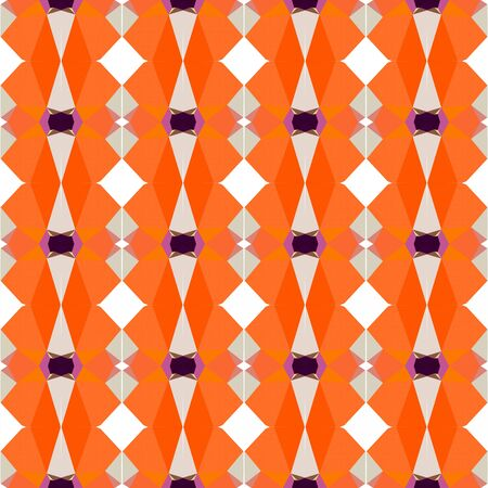 seamless repeating pattern texture with tomato, light gray and orange red colors.