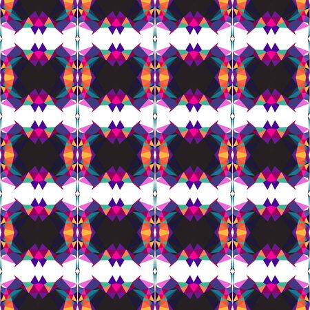seamless repeating pattern wallpaper with light coral, pastel red and very dark blue colors.