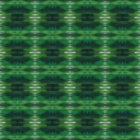 seamless deco pattern background. dark slate gray, very dark blue and ash gray colors. repeatable texture for wallpaper, presentation or fashion design. Foto de archivo - 129708319