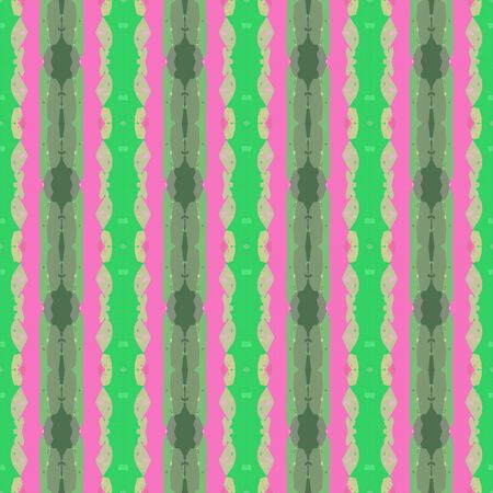 abstract seamless pattern with gray gray, medium sea green and hot pink colors. endless texture for wallpaper, creative or fashion design. Foto de archivo - 129708410