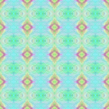 colorful seamless pattern with powder blue, light green and wheat colors. can be used for wallpaper, creative art or fashion design.