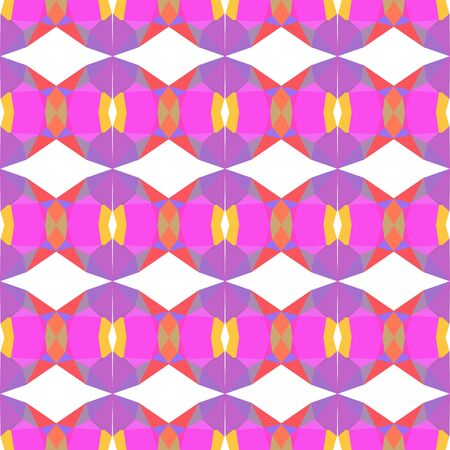 seamless repeating pattern wallpaper with orchid, coral and white smoke colors.