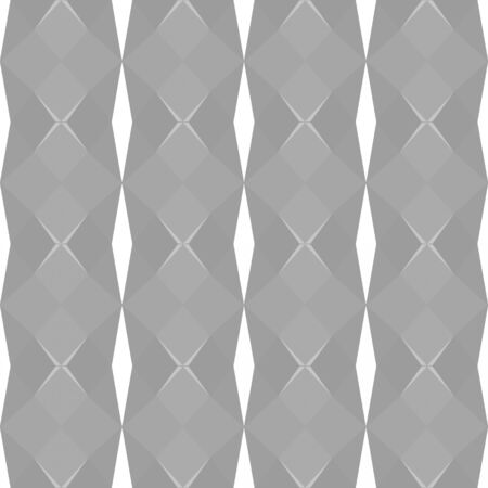 seamless repeating pattern wallpaper with dark gray, silver and lavender colors. Foto de archivo - 129708766