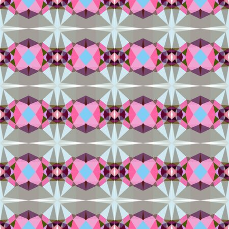 seamless repeatable pattern abstract with pastel purple, dark gray and old mauve colors. Stock Photo