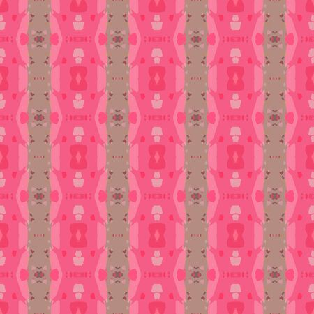 colorful seamless pattern with light coral, pastel red and rosy brown colors. endless texture for wallpaper, creative or fashion design.