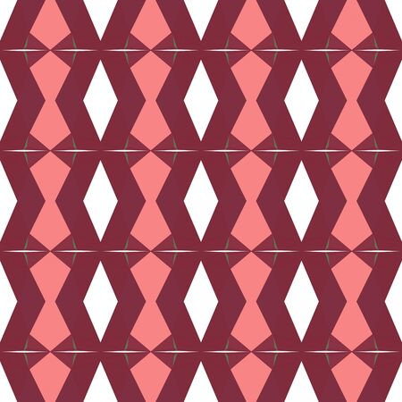 seamless repeatable pattern simple with dark moderate pink, light coral and linen colors.
