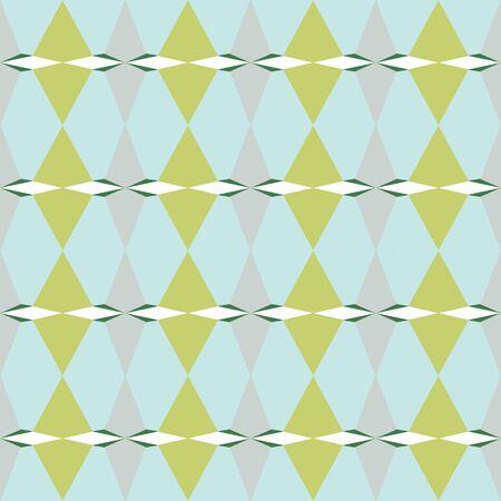 seamless repeatable pattern wallpaper with light gray, dark khaki and powder blue colors. Foto de archivo - 129710073