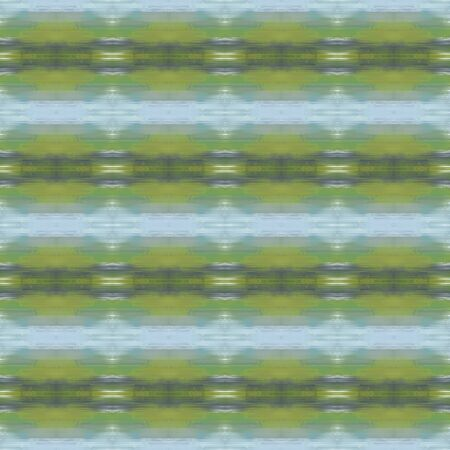 seamless deco pattern background. pastel brown, pastel blue and gray gray colors. repeatable texture for wallpaper, presentation or fashion design. Foto de archivo - 129710490