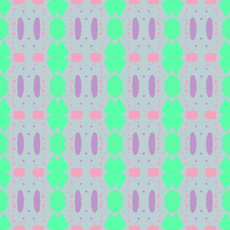 abstract seamless pattern with pastel blue, medium aqua marine and pastel magenta colors. endless texture for wallpaper, creative or fashion design. Foto de archivo - 129710493
