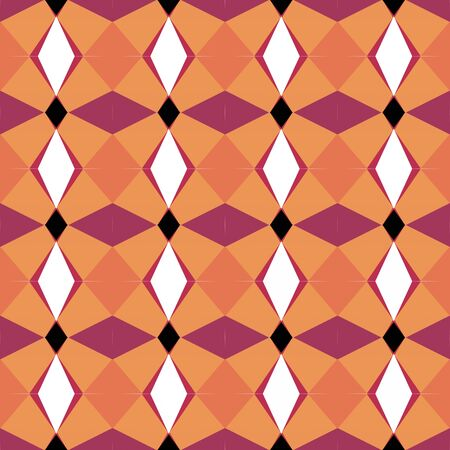 seamless pattern background with coral, dark moderate pink and black colors.