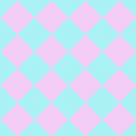 seamless pattern abstract with pastel pink, pale turquoise and lavender blue colors.