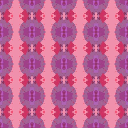 abstract seamless pattern with antique fuchsia, pastel magenta and moderate pink colors. endless texture for wallpaper, creative or fashion design.