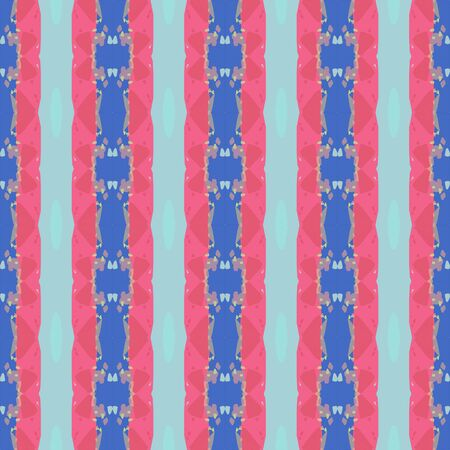seamless pattern with pale violet red, pastel blue and steel blue colors. repeatable texture for wallpaper, creative or fashion design.