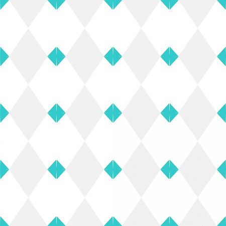 seamless repeating pattern texture with white smoke, medium turquoise and pale turquoise colors.