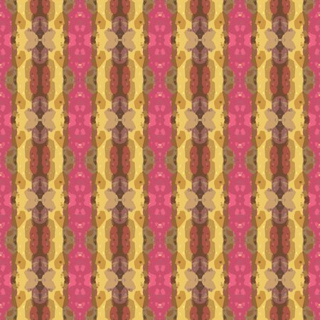 colorful seamless pattern with indian red, moderate red and burly wood colors. endless texture for wallpaper, creative or fashion design.