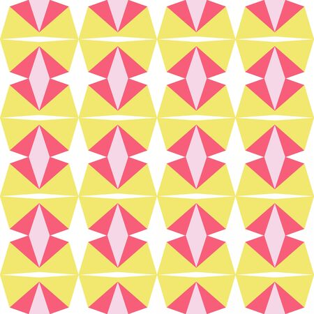 seamless repeatable pattern texture with khaki, pastel red and pastel pink colors. Imagens