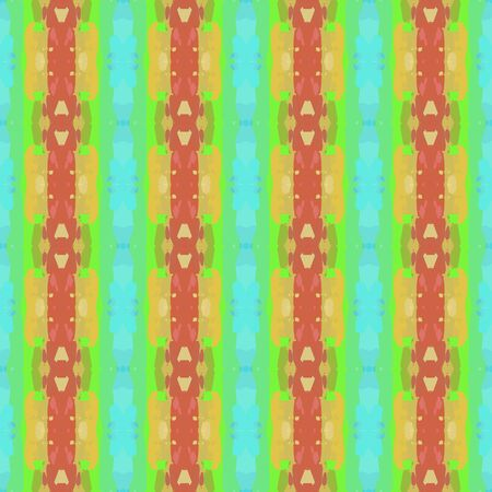 colorful seamless pattern with pastel green, dark khaki and aqua marine colors. endless texture for wallpaper, creative or fashion design. Stock Photo