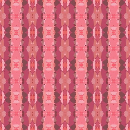 abstract seamless pattern with pale violet red, light coral and dark moderate pink colors. endless texture for wallpaper, creative or fashion design.