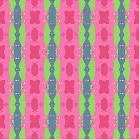 colorful seamless pattern with pale violet red, slate gray and hot pink colors. endless texture for wallpaper, creative or fashion design.