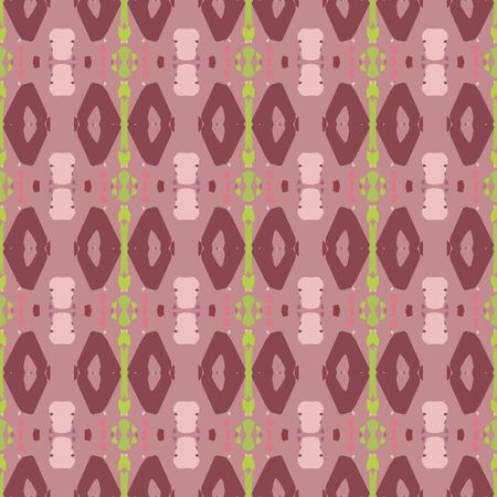 colorful seamless pattern with rosy brown, pastel brown and baby pink colors. endless texture for wallpaper, creative or fashion design.