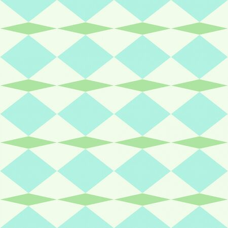 seamless pattern wallpaper with pale turquoise, honeydew and pale green colors.