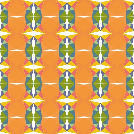 seamless repeating pattern light with pastel orange, dim gray and coral colors.