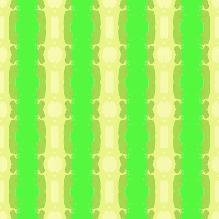 seamless pattern with neon green, yellow green and khaki colors. repeatable texture for wallpaper, creative or fashion design. Imagens