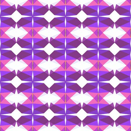 seamless pattern background with moderate violet, lavender and hot pink colors. Stock Photo
