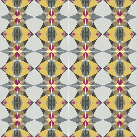 seamless pattern texture with dark khaki, light gray and gray gray colors.