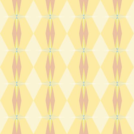 simple seamless texture pattern with pale golden rod, light golden rod yellow and burly wood colors.