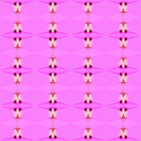 seamless vintage pattern with violet, dark moderate pink and pink colors. repeating background illustration can be used for wallpaper, creative or textile fashion design.